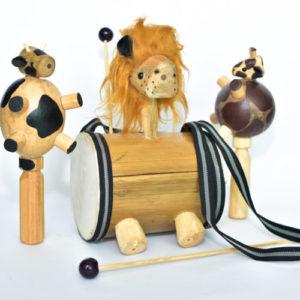 instrumentos musicales infantiles