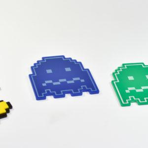 Portavasos de PacMan