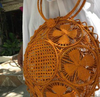 Bolsos de Flores en Palma de Iraca