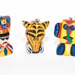 Souvenirs Regalos Carnaval de Barranquilla Memorias USB Madera