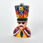 Souvenirs Regalos Carnaval de Barranquilla Memoria USB Madera Garabato