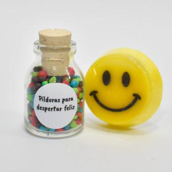 Frasco Pildoras de Creatividad Kit para Despertar Feliz