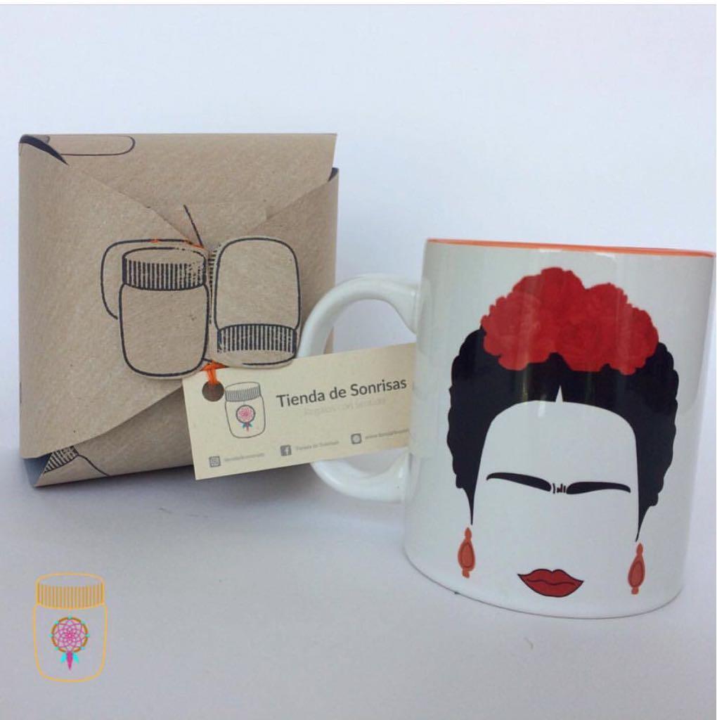 Mugs Frida Khalo
