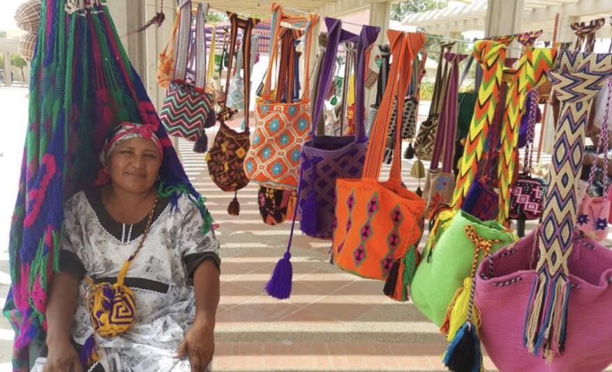 Artesanías Wayúu