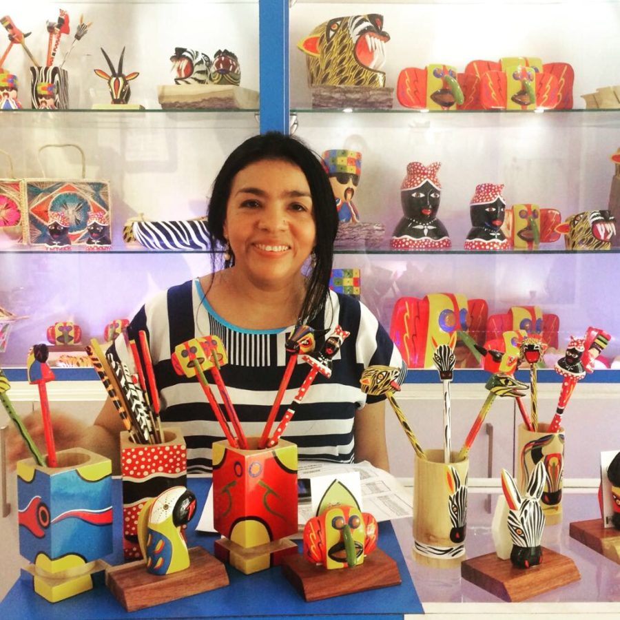Arte Madera Carnaval de Barranquilla Galapa