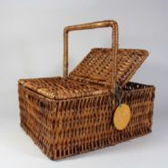 canasta-mediana picnic