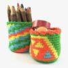 Portalapices wayuu colores