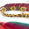 Pulsera de colores Wayuu