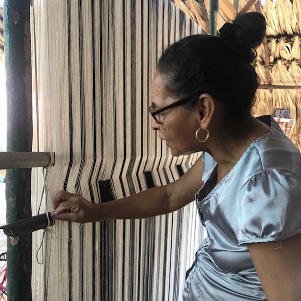 hamacas de san jacinto artesanas
