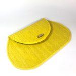 carteras de mano amarillas