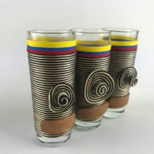 copas para tequila
