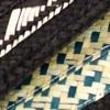 Artesanías tejidas en caña flecha