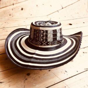 Sombrero vueltiao de 19 vueltas