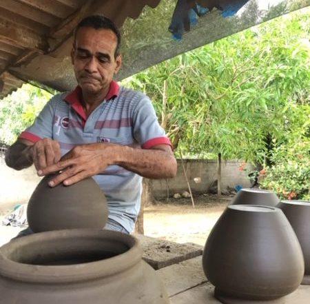 Artesanos Materas En Ceramica