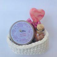 Canasta De Productos Para Bienestar Mujer Embarazada