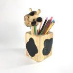 Portalapices Infantiles en madera