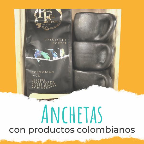Anchetas Colombianas Artesanales