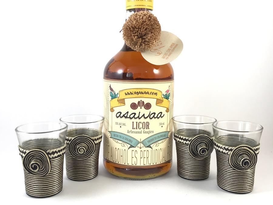 chirrinchi licor artesanal guajiro