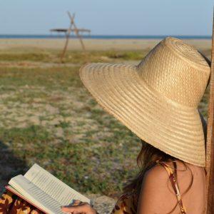 sombrero wayuu de ala larga