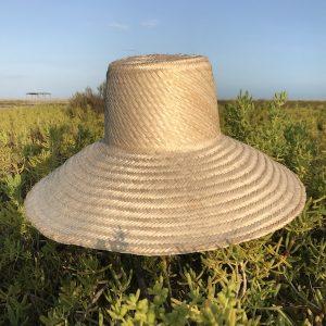 sombreros wayuu de ala larga