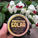 Protector solar ecológico